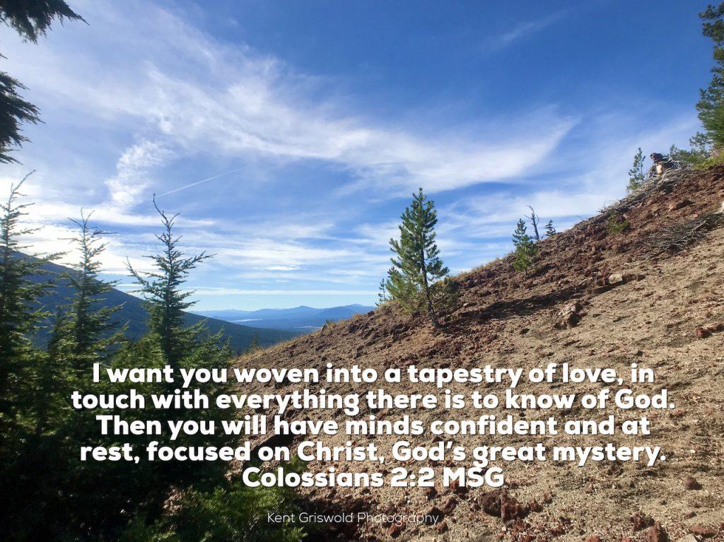 Love - Colossians 2:2