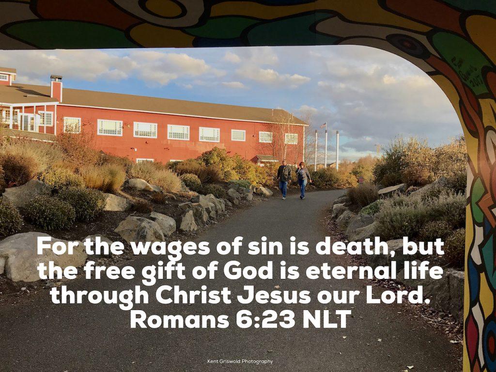 Gift - Romans 6:23
