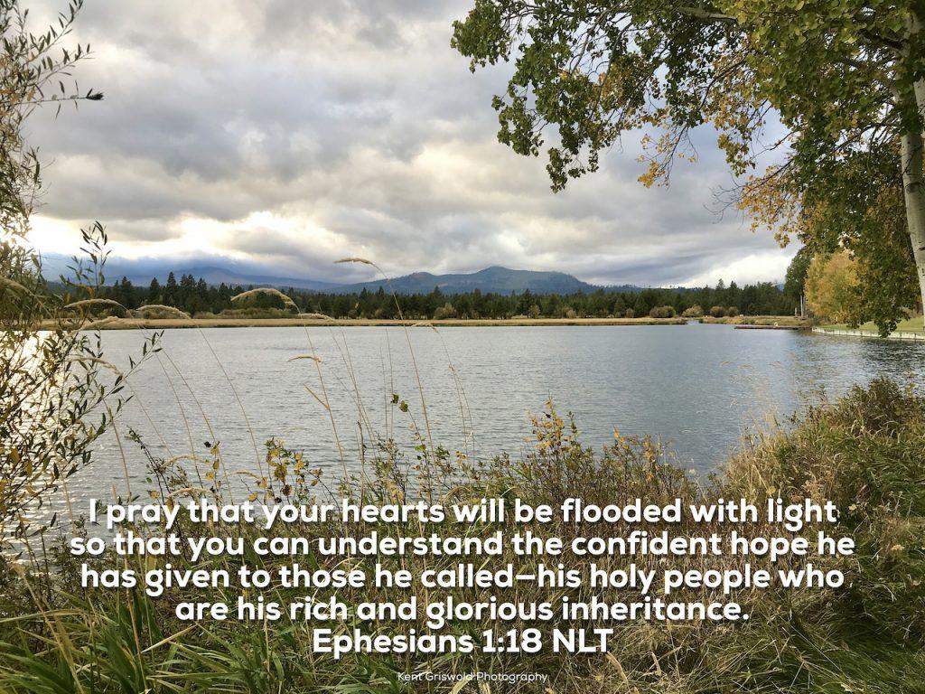 Hope - Ephesians 1:18