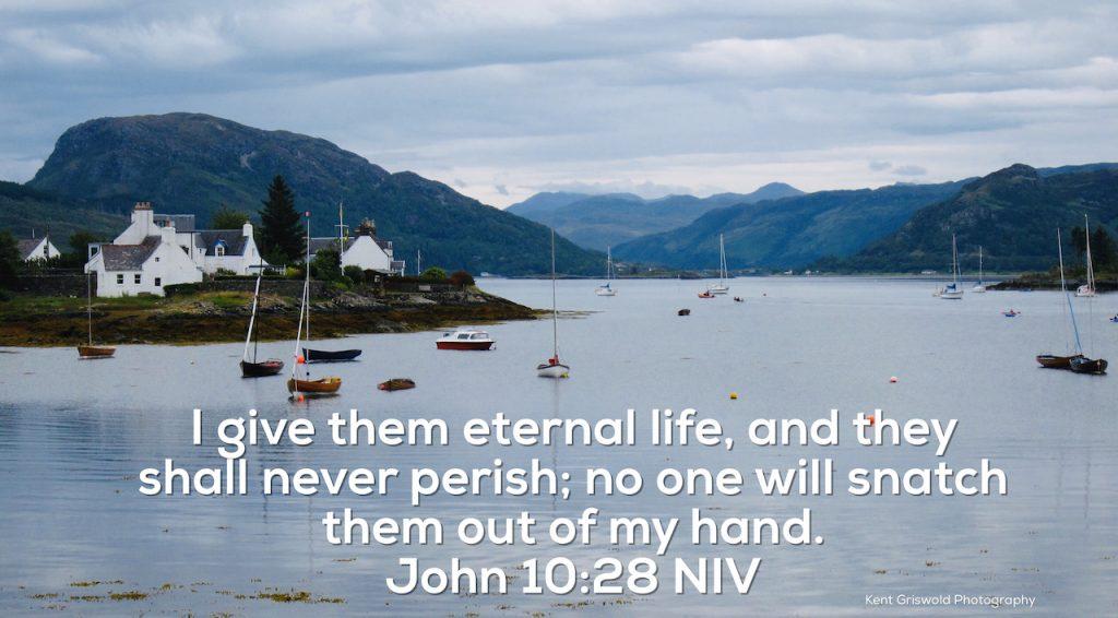 Eternal Life - John 10:28