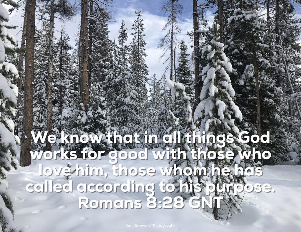 Good - Romans 8:28
