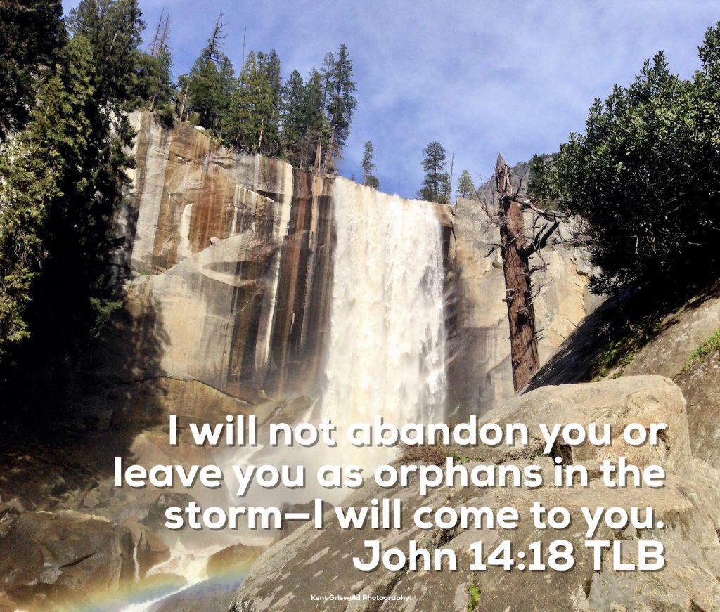 Abandon - John 14:18