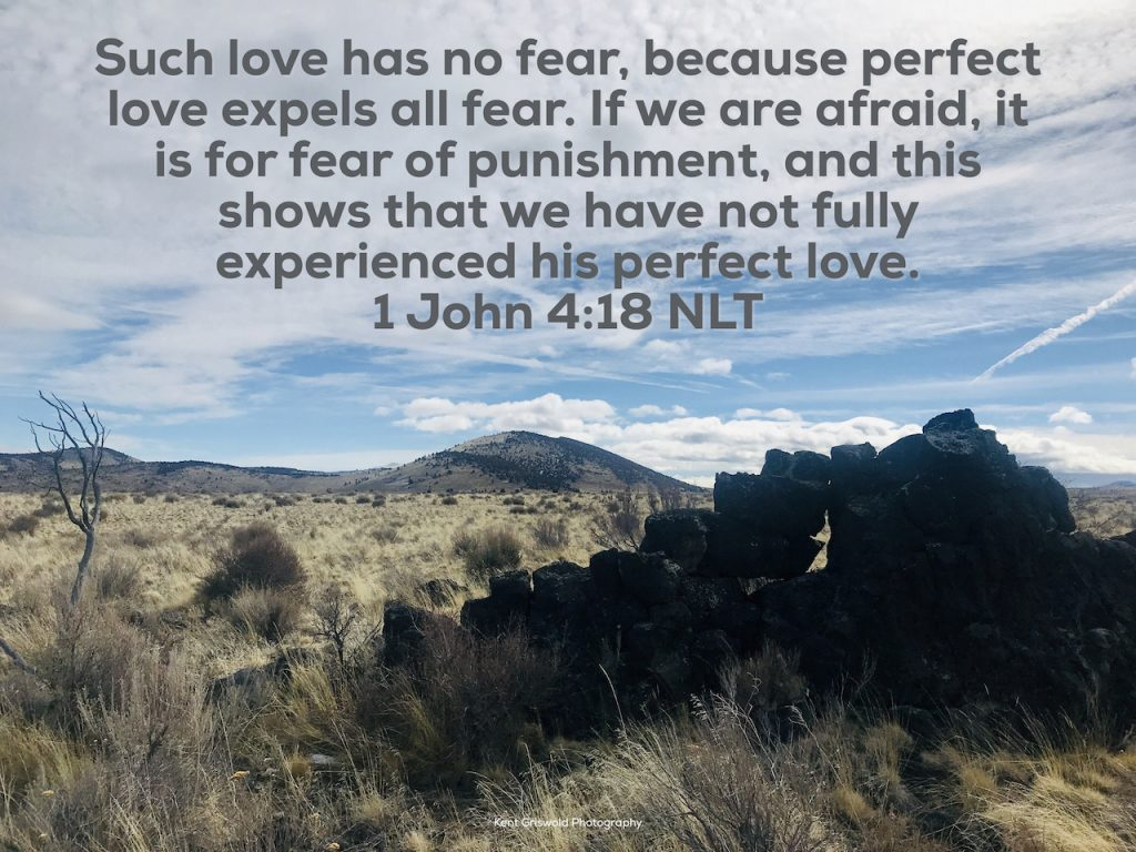 Fear - 1 John 4:18