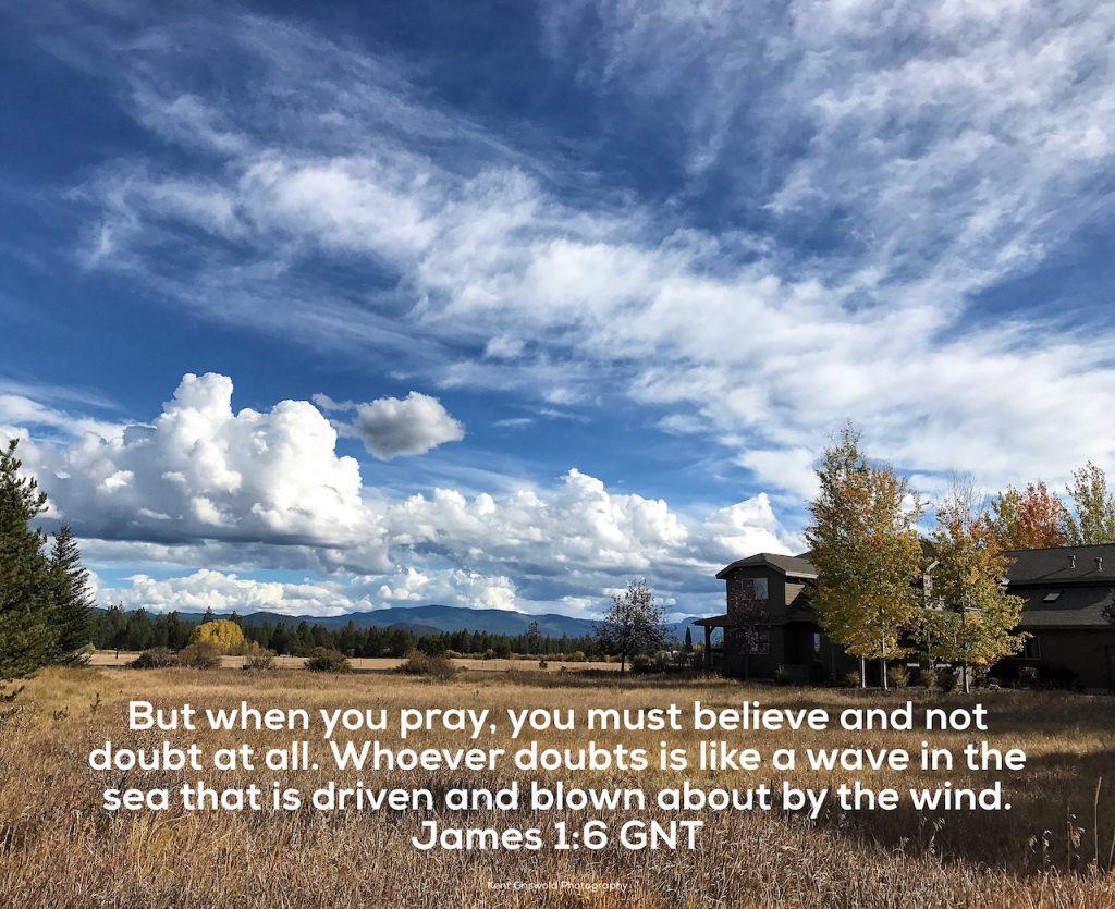 Prayer - James 1:6