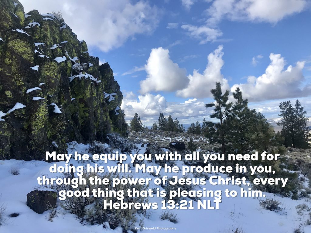 Good - Hebrews 13:21