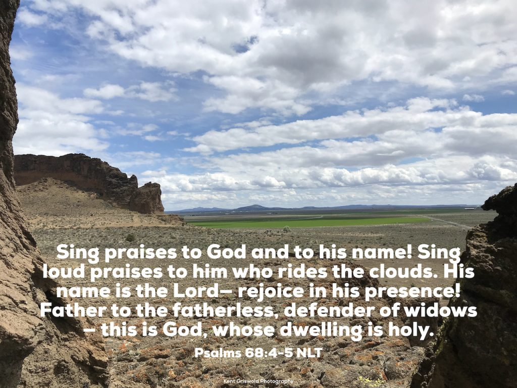 Praise - Psalm 68:4-5