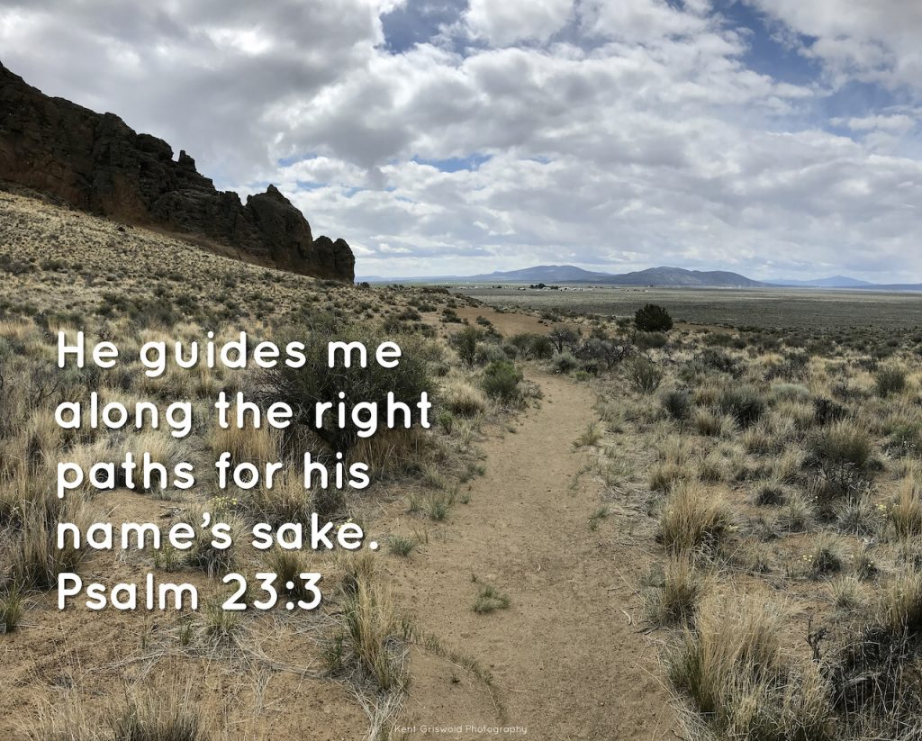 Guides - Psalm 23:3