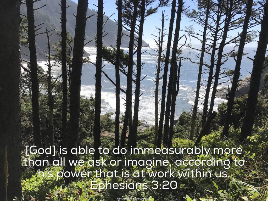 Prayer - Ephesians 3:20