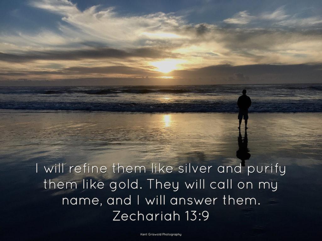 Refine - Zechariah 13:9