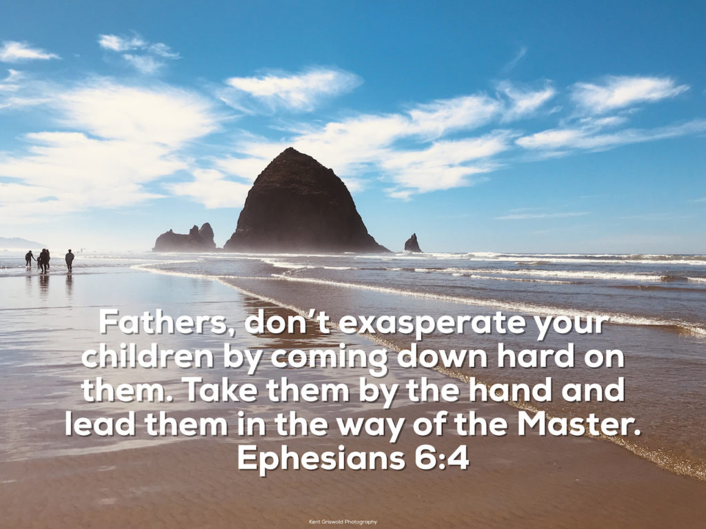 Discipline - Ephesians 6:4