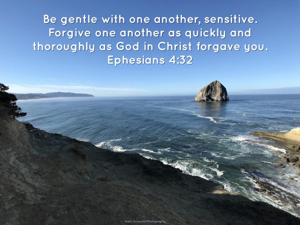 Gentle - Ephesians 4:32